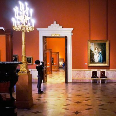 Ermitage San Pietroburgo