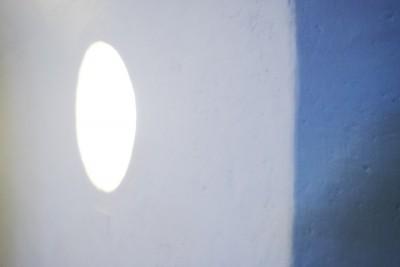 Spigoli: portici di Vipiteno la notte